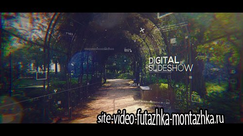 Digital Slideshow 19385795 - Project for After Effects (Videohive)