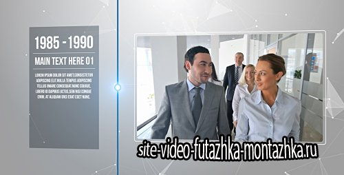 Modern Coporate Timeline - Project for After Effects (Videohive)