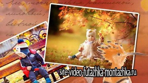 Проект ProShow Producer - Autumn Collage M