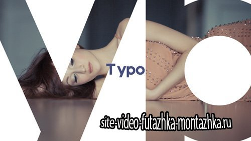 Dynamic Typo Opener - Project for After Effects (Videohive)