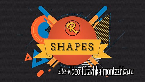Shape Logo Constructor - Project for After Effects (Videohive)