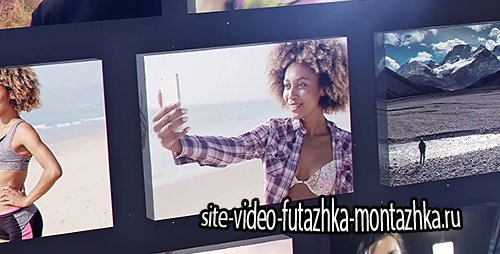Modern Portfolio - Project for After Effects (Videohive)