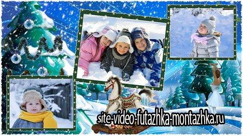 Проект ProShow Producer - Зимняя сказка 2