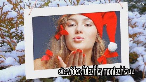 Проект ProShow Producer - Мы желаем вам счастливого Рождества