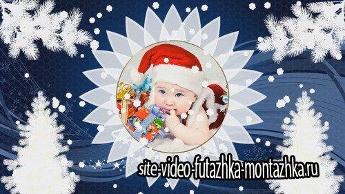 Проект ProShow Producer - Christmas Snowflakes