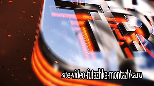 Glass Fluid Logo Reveal - Project for After Effects (Videohive)