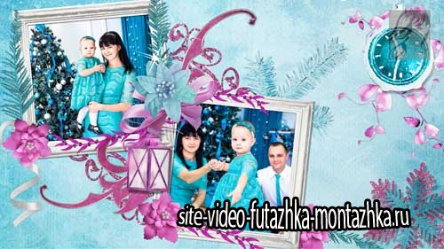 С Рождеством! - проект и стили для ProShow Producer (3 часть)