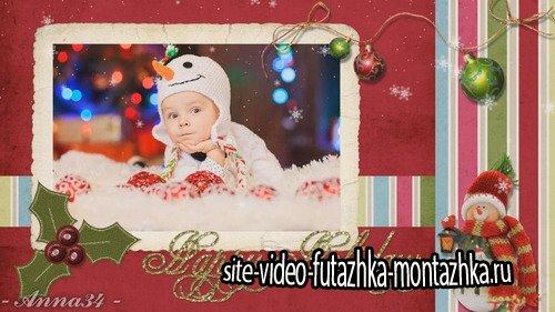 Проект ProShow Producer - С Рождеством(Вальс снежинок)