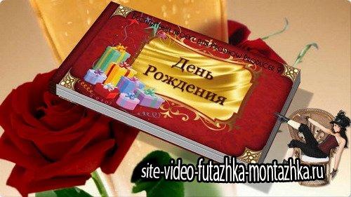"""Проект ProShow Producer - Альбом """" День Рождения"""""""