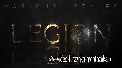 Ambient Logo - Project for After Effects (Videohive)