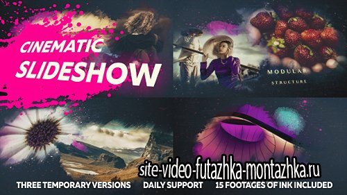 Ink Slideshow Presentation - Project for After Effects (Videohive)