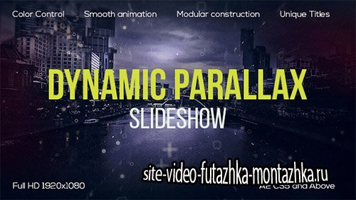 Dynamic Parallax 19055480 - Project for After Effects (Videohive)