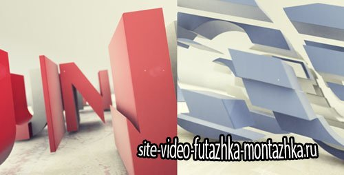 Clean Pieces - Project for After Effects (Videohive)