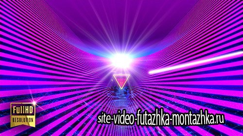 VJ 80's Triangles - Motion Graphic (Videohive)