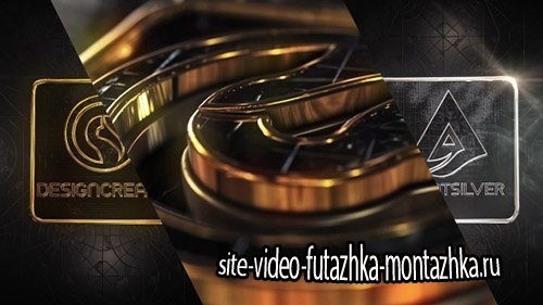 Diamonds Gold & Silver Logo - Project for After Effects (Videohive)
