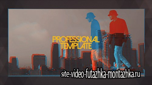 Backstage Promo - Project for After Effects (Videohive)