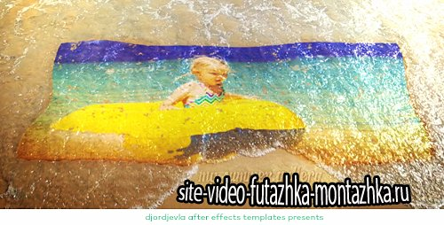 My Summer Wave Gallery - Project for After Effects (Videohive)