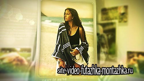 Photo Slideshow - Project for After Effects (Videohive)
