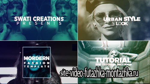 Stylish Fashion Promo - Project for After Effects (Videohive)