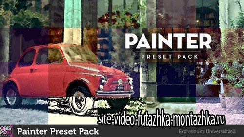 Painter Preset Pack - After Effects Presets (Videohive)