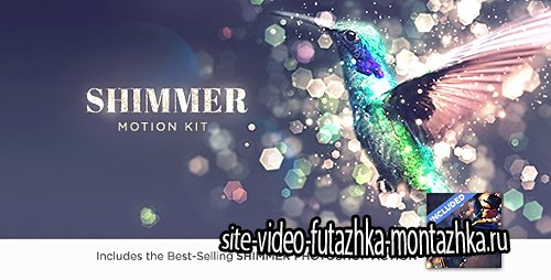Shimmer Motion Kit - After Effects Add Ons (Videohive)