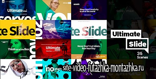 Ultimate Slide 1   Slideshow Package - Project for After Effects (Videohive)