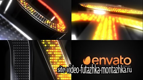 Neon Spheres Element 3D Opener - Project for After Effects (Videohive)