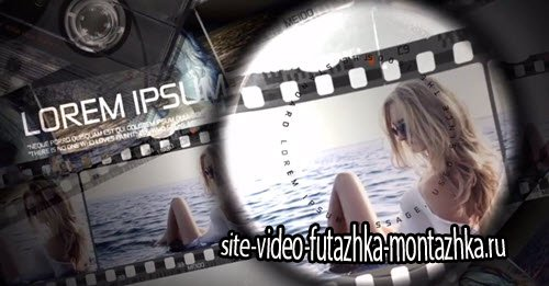 Film Slideshow 54434 - After Effects Templates
