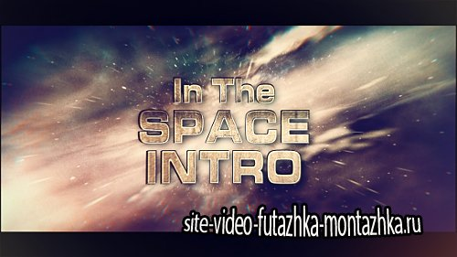 In The Space Intro - Project for After Effects (Videohive)