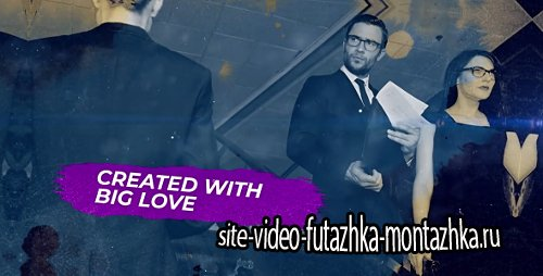 Ink Freeze Frame - Project for After Effects (Videohive)