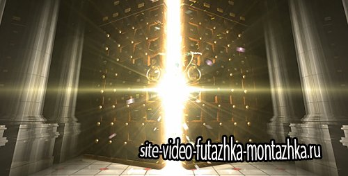 Logo Doorway - Project for After Effects (Videohive)