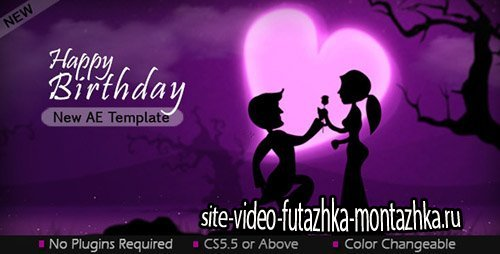 Happy Birthday 8210312 - Project for After Effects (Videohive)