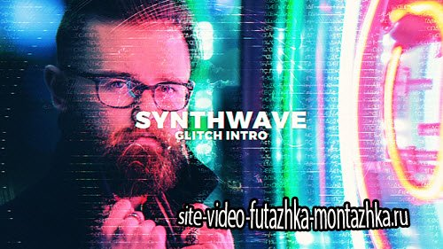 Glitch Intro - Project for After Effects (Videohive)