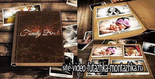 Family Book - Project for After Effects (Videohive)