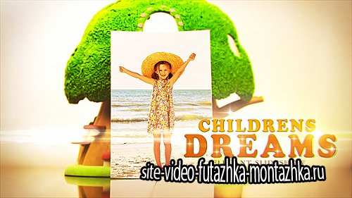 Children's Dreams - Project for After Effects (Videohive)