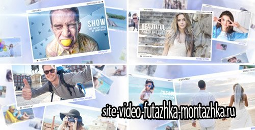 Photo Story of Memories - Project for After Effects (Videohive)