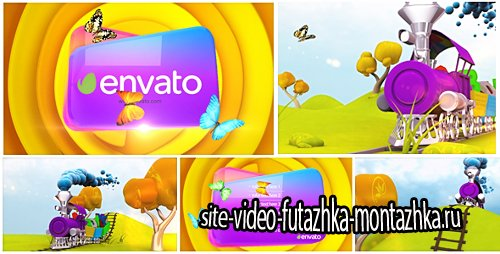 Kids TV Show - Project for After Effects (Videohive)