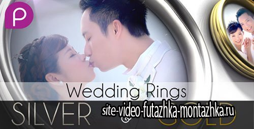 Wedding Rings 8521863 - Project for After Effects (Videohive)