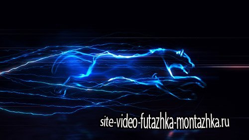 Electric Charge Logo - Project for After Effects (Videohive)