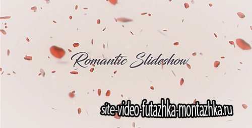 Romantic Slideshow - Project for After Effects (Videohive)