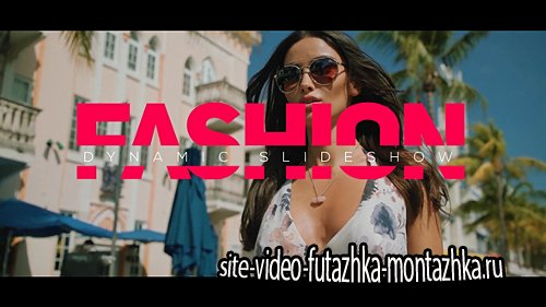 Fashion Slideshow - Project for After Effects (Videohive)