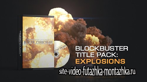 Blockbuster Title Pack: Explosions - Project for After Effects (Videohive)