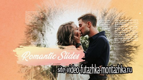 Romantic Ink Slideshow - Project for After Effects (Videohive)