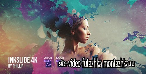 Inkslide 4K - Project for After Effects (Videohive)