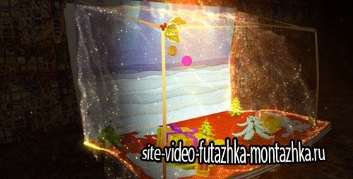 Christmas Holiday and New Year Greetings - Project for After Effects (Videohive)
